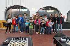 Torneo de ajedrez de Ferias