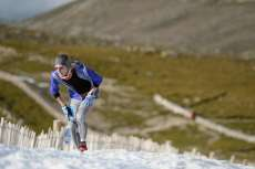 Imagenes snowcross La Covatilla. Archivo RM
