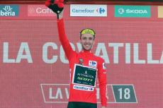 Simon Yates nuevo líder de La Vuelta