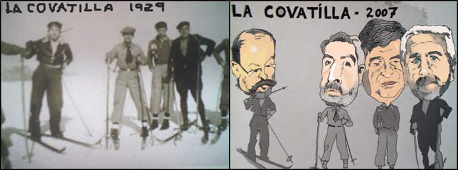 La Covatilla 1929 - 2007