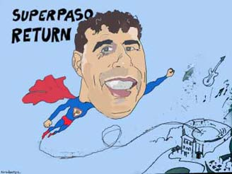 SuperPaso Return